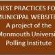Municipal Websites 3