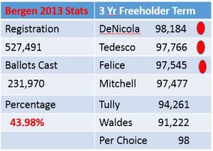 2013 Freeholder Graphic